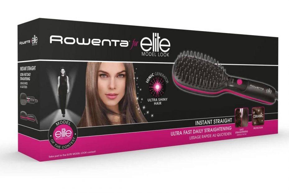 spazzola lisciante capelli corti
